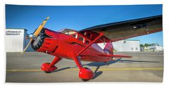 Stinson Reliant Rc Model 03 Beach Sheet