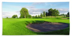 Stirling Golf Club 10th Beach Towel