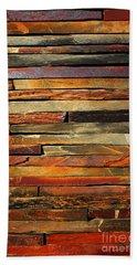 Stone Blades Beach Sheet