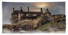 Stone Castle Newport Beach Towel