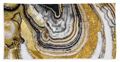 Nature Abstract Beach Towels
