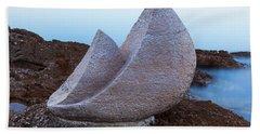 Stone Sails Beach Towel