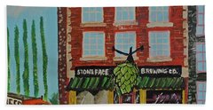 Stoneface Brewing Co. Beach Towel