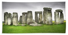 Stonehenge Beach Sheet