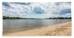 Sand, Sky And Water Beach Sheet