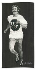 Stop Pre Beach Towel