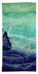 Storm Beach Towel