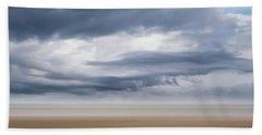 Storm Approaching Beach Towel