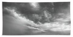 Storm Clouds IIi Beach Towel