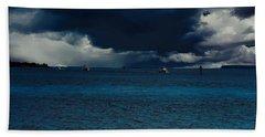 Storm Front Beach Sheet