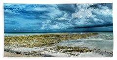 Storm Over Yamacraw Beach Towel
