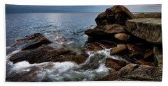 Storm Pass Halibut Pt. Beach Towel
