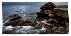 Storm Pass Halibut Pt. Beach Towel