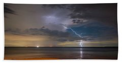 Storm Tension Beach Towel