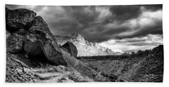 Stormy Misery Ridge  Beach Sheet