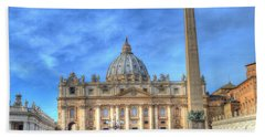 St. Peter's Basilica  Beach Sheet