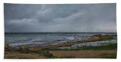 Straits Of Mackinac Beach Sheet