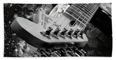 Strat S Phere Beach Towel by Kevin Cable