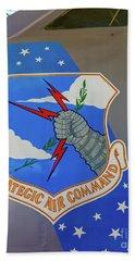 Strategic Air Command Beach Towel