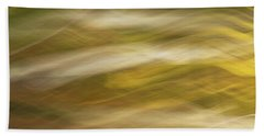 Streaks Of Color H Beach Towel