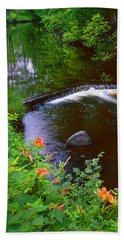 St.regis River Beach Towel