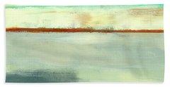 Stripe Landscape 1 Beach Towel