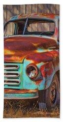 Studebaker - Pickup Truck Beach Towel