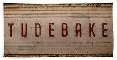 Studebaker Beach Sheet
