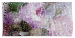 Studio313 Roses And Rain Beach Sheet