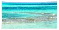Study In Blue Beach Sheet