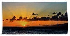 Stunning Sunset Beach Sheet