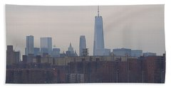 Stuy Town Beach Towel