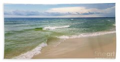 Sublime Seashore  Beach Towel