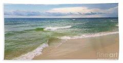 Sublime Seashore  Beach Towel