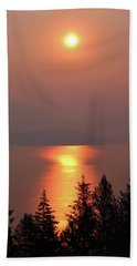 Sublime Sunrise Beach Sheet