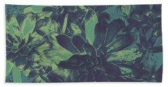 Succulents #2 Beach Sheet