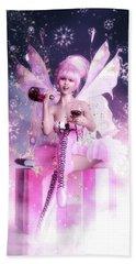 Sugar Plum Fairy Beach Sheet