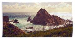 Sugarloaf Rock Ix Beach Towel