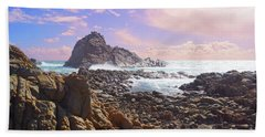 Sugarloaf Rock X Beach Towel