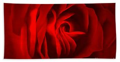 Sultry Mood Beach Towel