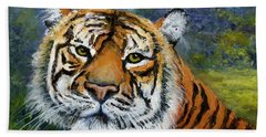 Sumatran Tiger Beach Sheet