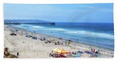 Summer Afternoon Beach Sheet