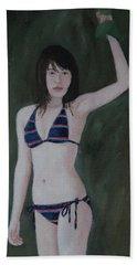 Summer Break Beach Towel