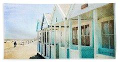 Beach Towel featuring the photograph Summer Breeze by Anne Kotan