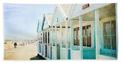 Beach Sheet featuring the photograph Summer Breeze by Anne Kotan