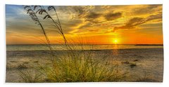 Summer Breezes Beach Towel by Marvin Spates