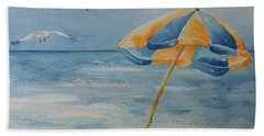 Summer Colors Beach Towel
