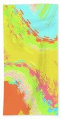 Summer Joy 2 Beach Towel