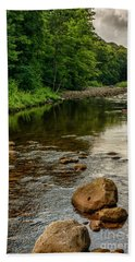 Summer Morning Williams River Beach Towel