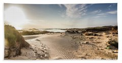 Summer Oasis Beach Towel